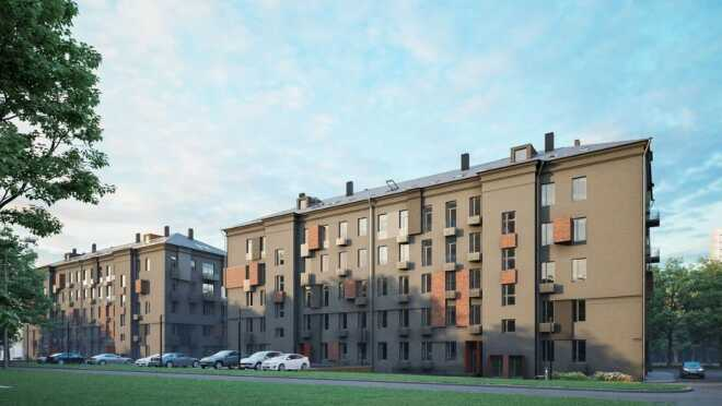 ЖК Парковая апартаменты